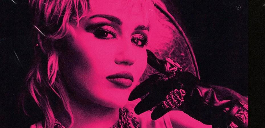 Miley Cyrus Plastic Hearts album cover