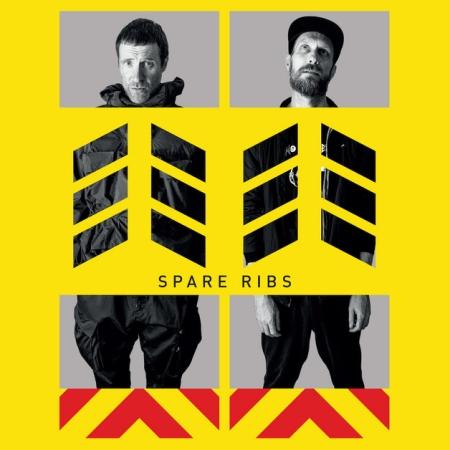 Sleaford Mods Spare Ribs album cover
